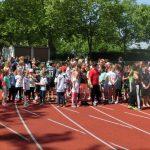 """Friedrichschüler """"erlaufen"""" Rekordsumme von 10.100 € beim UNICEF Spendenlauf"""