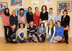 Lehrer Kollegium Friedrichschule Durmersheim