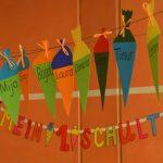 Einschulungsfeier der Klassen 1a und 1b