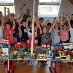 Kunterbunte Legotage in der Friedrichschule